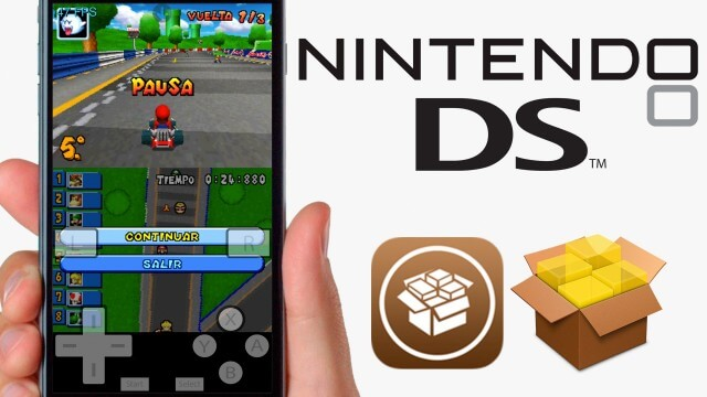 Emulador de Nintendo DS para iPhone, iPod y iPad