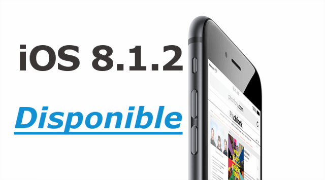 iOS-8.2 disponible