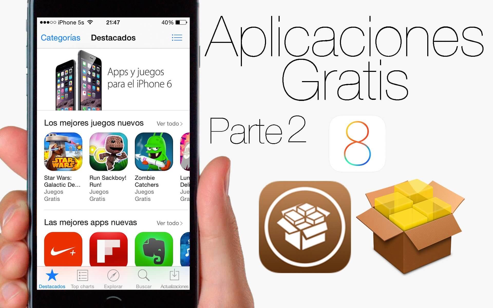 LinkStore | Aplicaciones gratis en iOS 8 y iOS 7