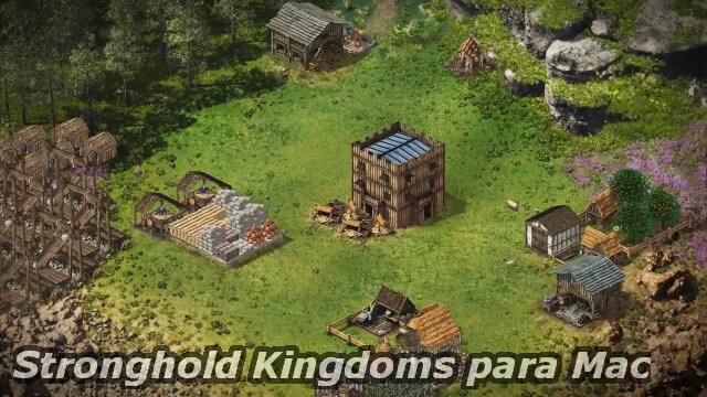 Stronghold Kingdoms para mac