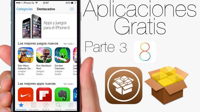 Descarga aplicaciones y juegos gratis en iOS 8 con AppAddict