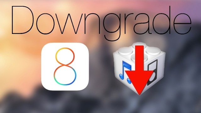 Downgrade de iOS 8.1.3 a iOS 8.1.2 para hacer Jailbreak