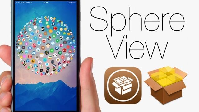 Sphereview – Un efecto de esfera 3D a nuestro Springboard