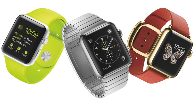 100 mil aplicaciones listas para el Apple Watch