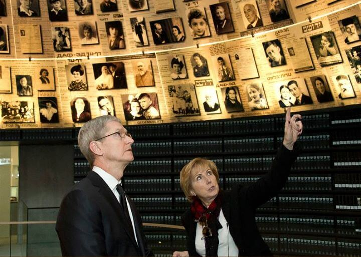 tim cook museo