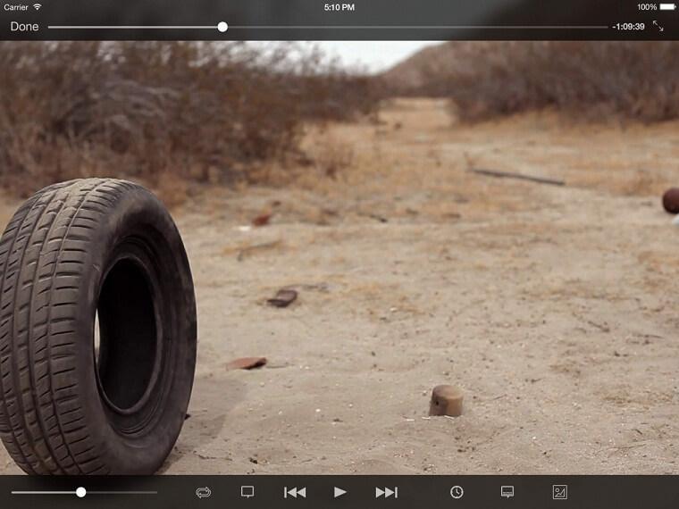 vlc en iOS