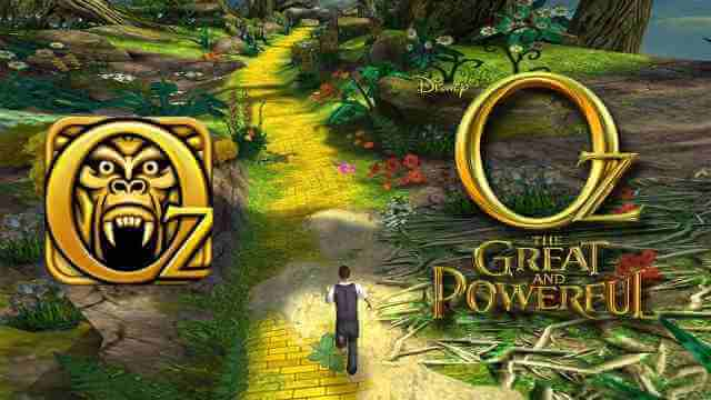 Descarga Temple Run Oz Gratis App de la semana