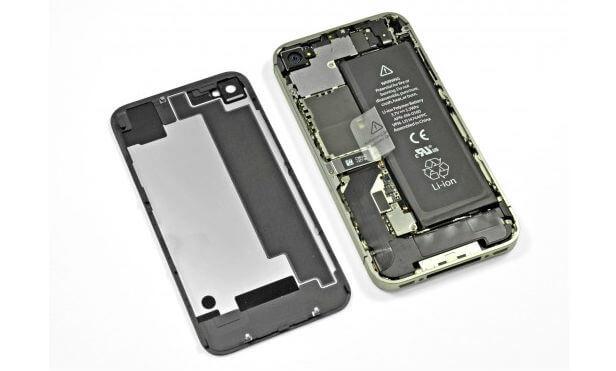 El reemplazo de las baterías del iPhone 5 se amplía hasta junio