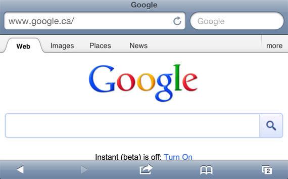 Google-desde-Safari
