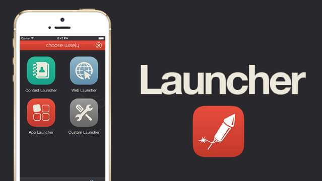 Launcher-iPhone-iPad