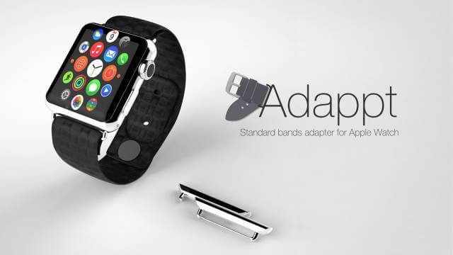 adaptador Apple Watch