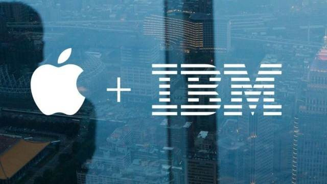 apps IBM Apple