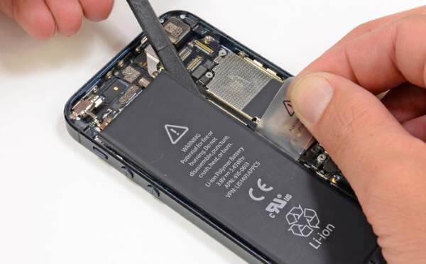 baterías de Apple