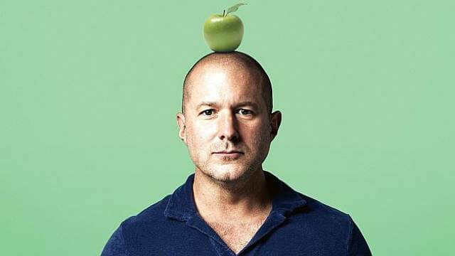 jon ive apple