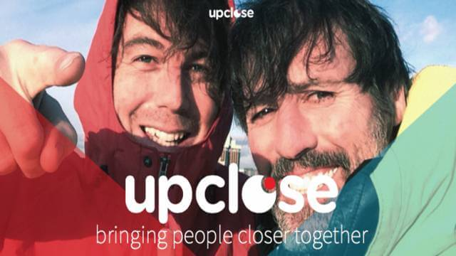 upclose app