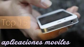 15 aplicaciones líderes del mercado móvil