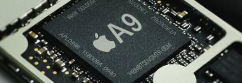Nuevo Chip A9 Apple