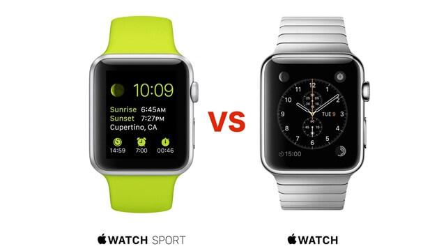 Apple-Watch-Sport-vs-Apple-Watch