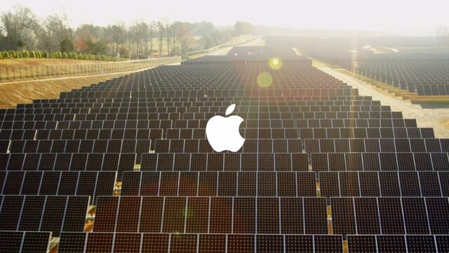 El compromiso de Apple con la energía renovable • iPhoneate - iNeate