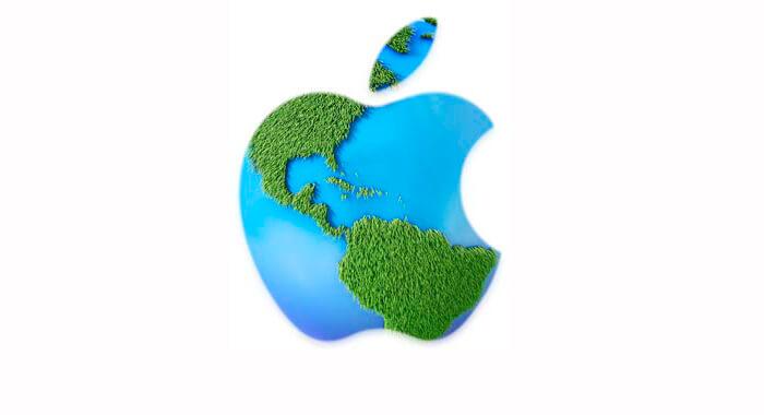 Apple y medioambiente