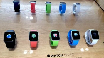 El Apple Watch Sport ha sido el líder de las ventas