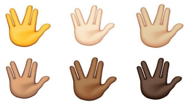 Emoji-vulcano