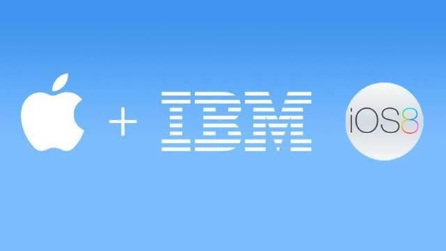 IBM con Apple