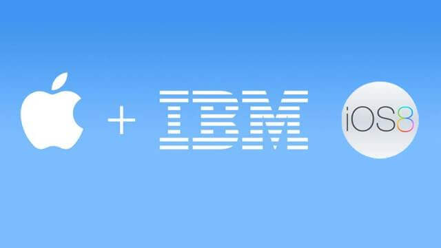 IBM con Apple