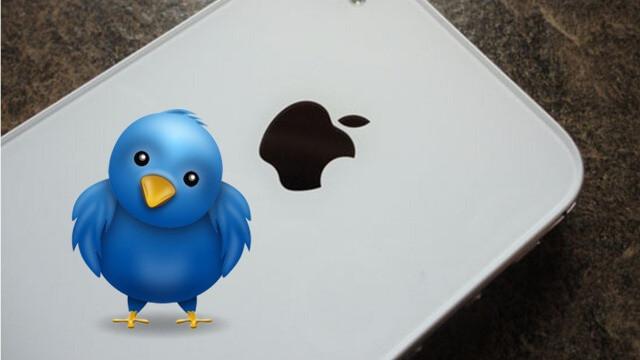 apple twitterw