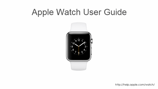 apple watch guia