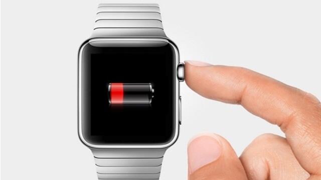 Apple Watch bateria