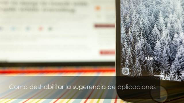 apps sugeridas