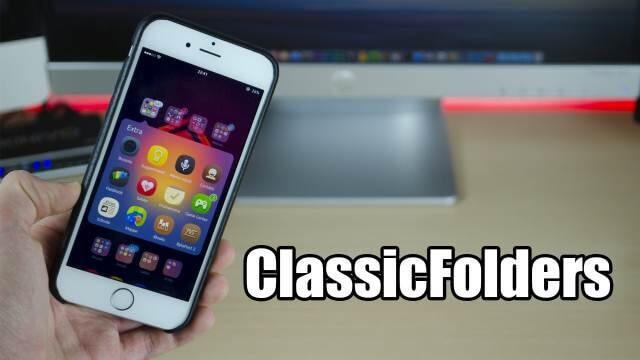 classicFolders Tweak