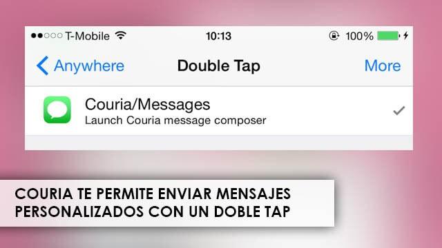 couria-envia-mensaje-con-doble-tap