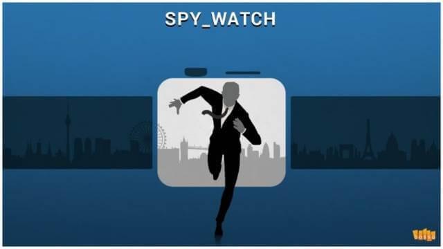 Spy-Watch-game