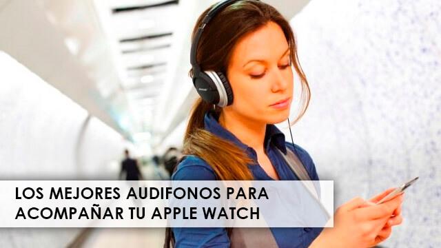 los-mejores-audifonos-para-apple-watch