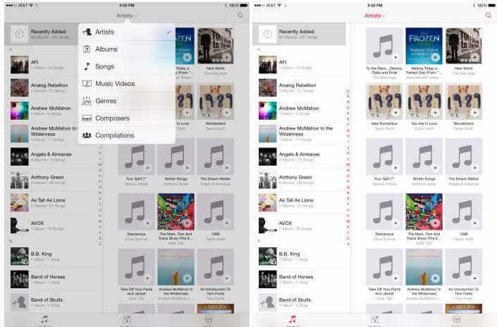music app 3