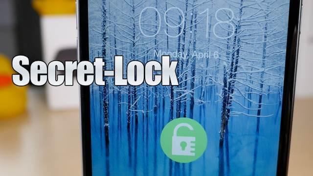 secret lock tweak