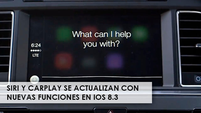 siri-y-carplay-se-actualizan-en-ios-8