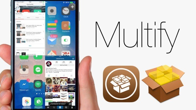 Usa mas de dos aplicaciones en tu iDevice con Multify