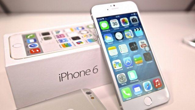 Apple nuevamente superar los 50 millones de iPhones vendidos