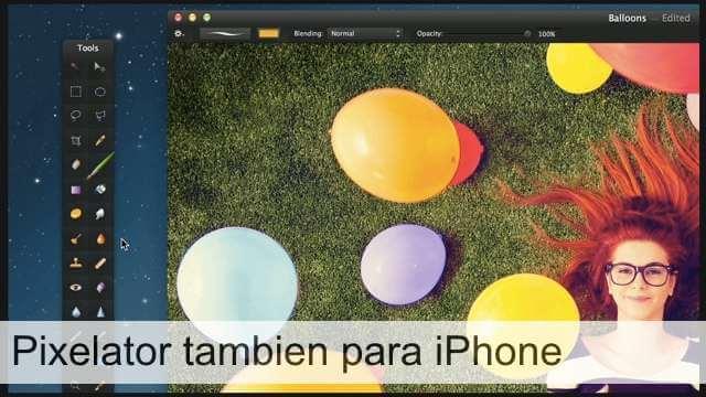 Pixelmator para iphone