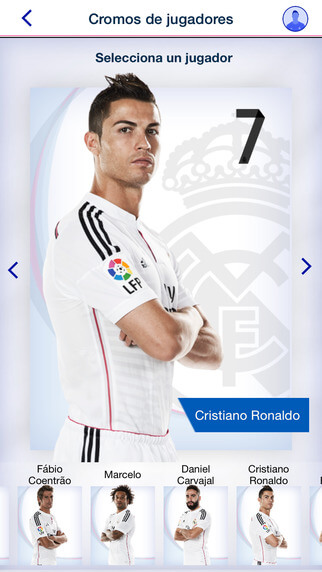 Realmadrid App by Real Madrid C.F.