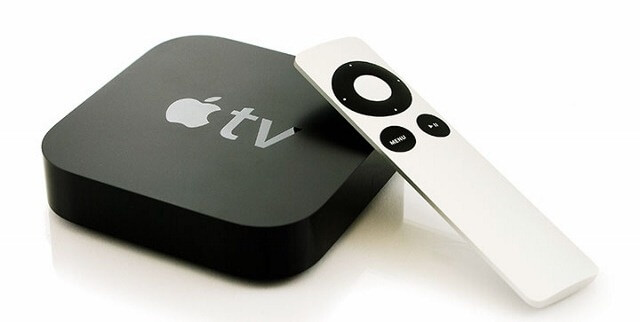 apple tv local