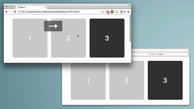 gestos chrome para mac