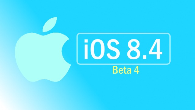ios 8-4 beta 4