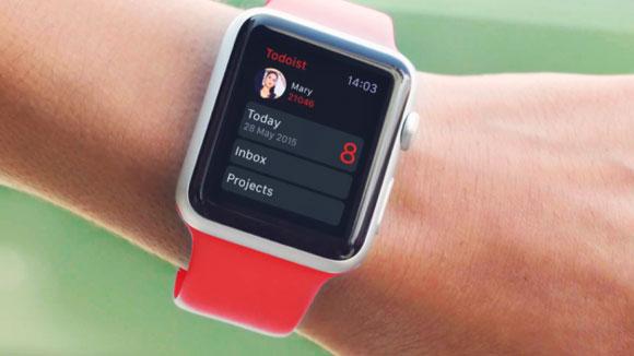 App Todoist - Apple Watch