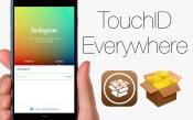 Usa el TouchID para poner las contraseñas e iniciar sesión