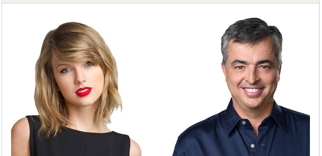 Apple cambiaría la política de la nueva app 'Apple Music' tras crítica de Taylor Swift