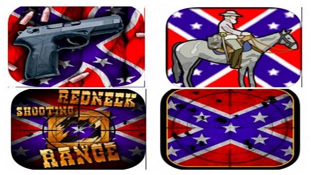 Apple restableció juegos  de la iOS App Store-'la bandera confederada'